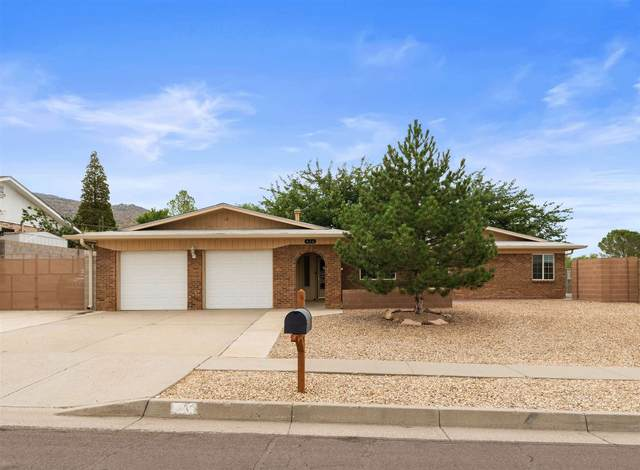 416 Monte Alto Place Ne, Albuquerque, NM 87123 (MLS #202002877) :: The Very Best of Santa Fe