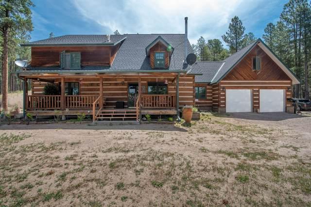 5 Blue Spruce Trl, Sierra de los Pinos, NM 87025 (MLS #202002882) :: The Very Best of Santa Fe