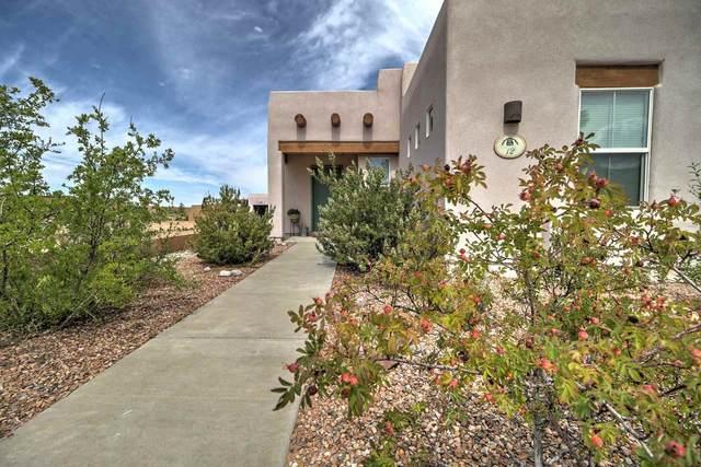 12 Calle Agua Clara, Santa Fe, NM 87508 (MLS #202002887) :: The Very Best of Santa Fe