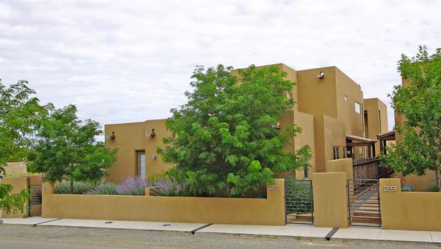 27 Oshara Blvd., Santa Fe, NM 87508 (MLS #202002888) :: The Very Best of Santa Fe