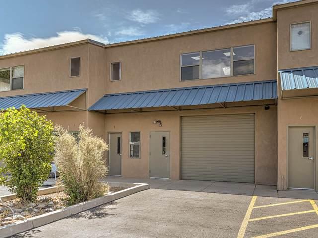 3800 Academy B, Santa Fe, NM 87507 (MLS #202002914) :: The Very Best of Santa Fe