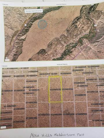 Lot 1-8 Sycamore Ave Mesa Hills Sub., Velarde, NM 87582 (MLS #202002918) :: Summit Group Real Estate Professionals