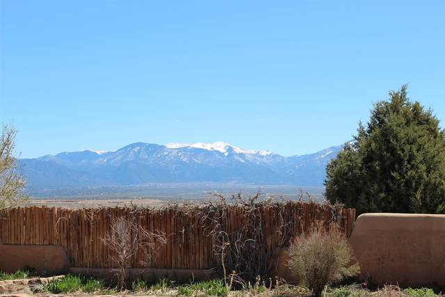 24070 Highway 64W, Taos, NM 87577 (MLS #202002928) :: The Desmond Hamilton Group