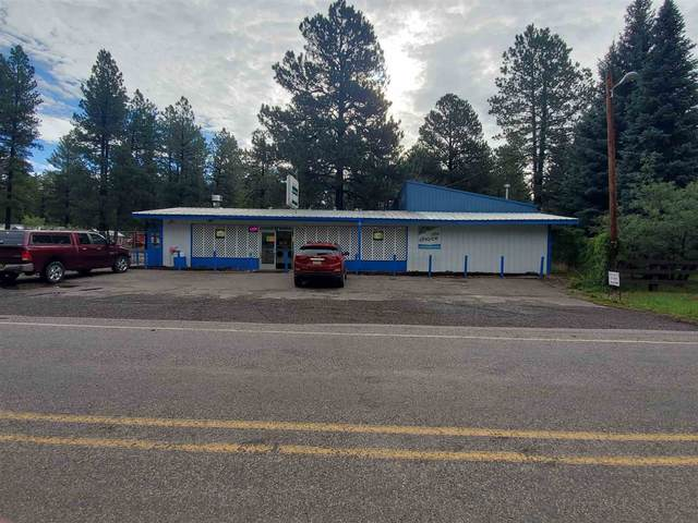 400 North Pine, Chama, NM 87520 (MLS #202002933) :: The Very Best of Santa Fe