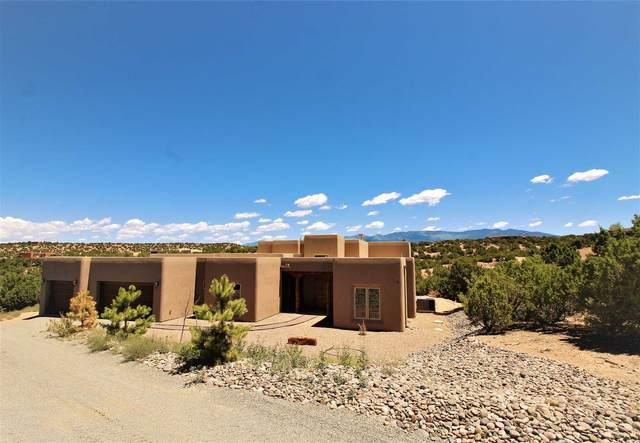 24 Camino Hasta Manana, Santa Fe, NM 87506 (MLS #202002944) :: The Very Best of Santa Fe