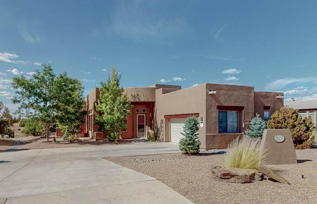 215 E Chili Line Rd, Santa Fe, NM 87508 (MLS #202002954) :: The Very Best of Santa Fe