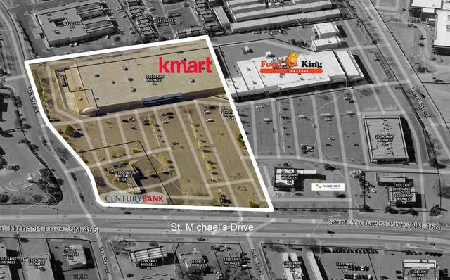 1712 St Michaels Dr, Santa Fe, NM 87505 (MLS #202002963) :: The Desmond Hamilton Group