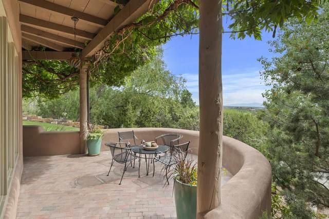 101 Barranca, Santa Fe, NM 87501 (MLS #202002970) :: The Very Best of Santa Fe
