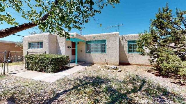 1320 Vitalia, Santa Fe, NM 87505 (MLS #202003002) :: The Desmond Hamilton Group