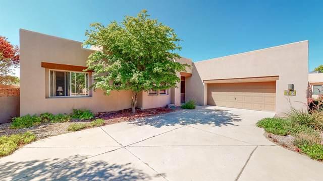 72 Canada Del Rancho, Santa Fe, NM 87508 (MLS #202003017) :: The Very Best of Santa Fe