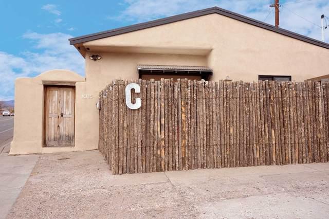 1315 Agua Fria, Santa Fe, NM 87501 (MLS #202003022) :: The Very Best of Santa Fe