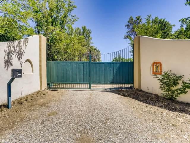 16 Shady Lane, Espanola, NM 87532 (MLS #202003024) :: Berkshire Hathaway HomeServices Santa Fe Real Estate