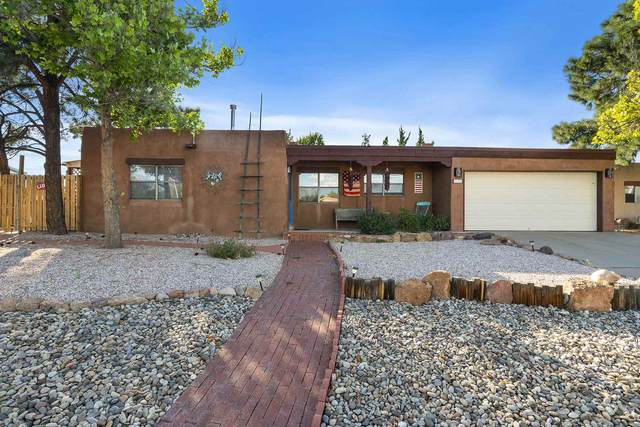 6627 Shpaati Lane, Cochiti Lake, NM 87083 (MLS #202003055) :: Summit Group Real Estate Professionals