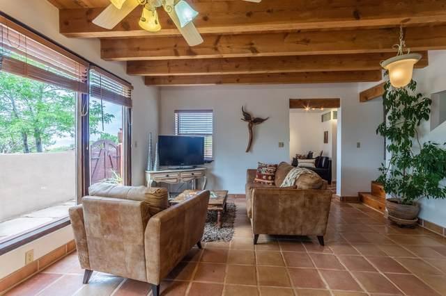 4 Casa Del Oro Court, Santa Fe, NM 87508 (MLS #202003060) :: The Desmond Hamilton Group
