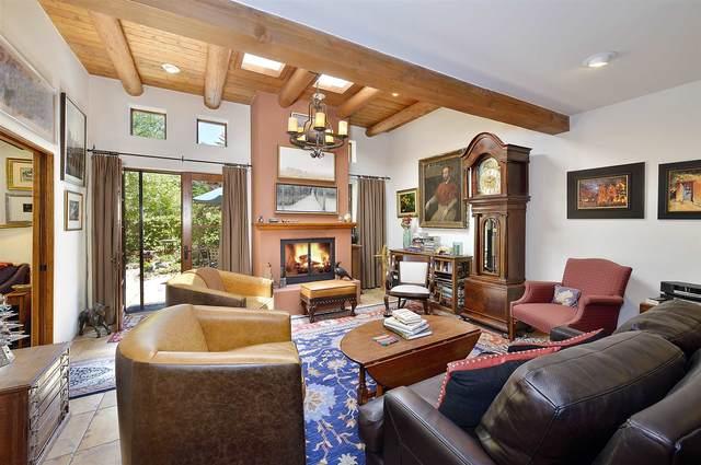 103 Catron St #7, Santa Fe, NM 87501 (MLS #202003065) :: The Very Best of Santa Fe