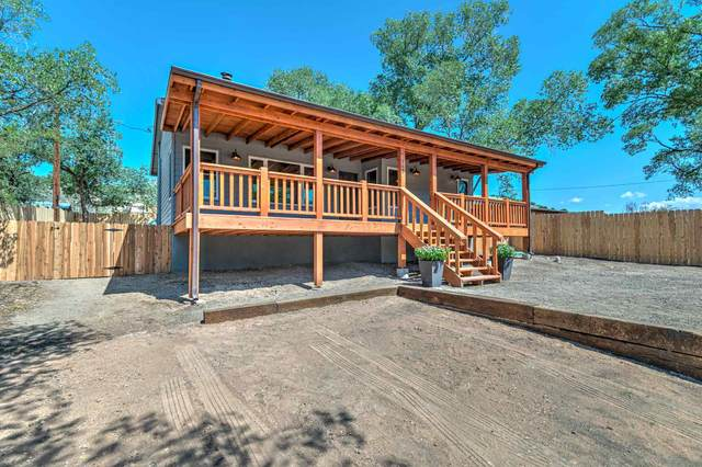 163 Old Lamy Trail, Lamy, NM 87540 (MLS #202003072) :: The Very Best of Santa Fe