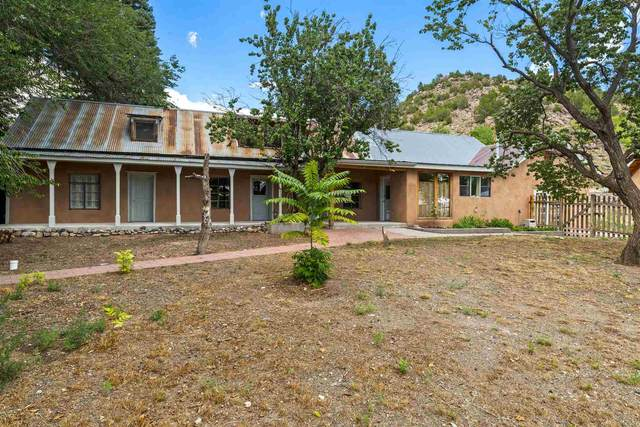 27 County Road 63, Dixon, NM 87527 (MLS #202003083) :: Summit Group Real Estate Professionals