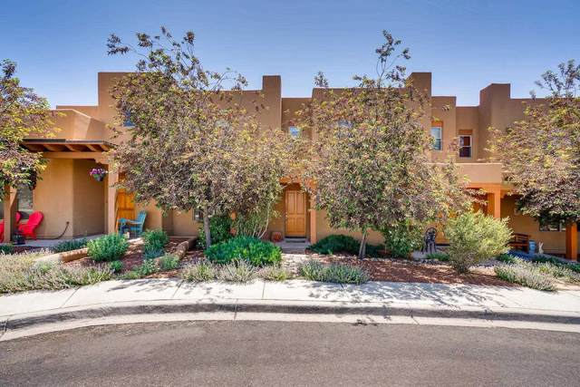 34 Vista Precioso, Santa Fe, NM 87507 (MLS #202003084) :: The Very Best of Santa Fe