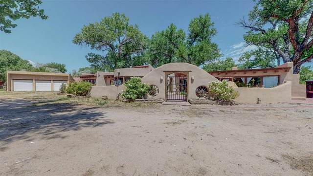 156 County Road 119, La Mesilla, NM 87532 (MLS #202003105) :: The Desmond Hamilton Group