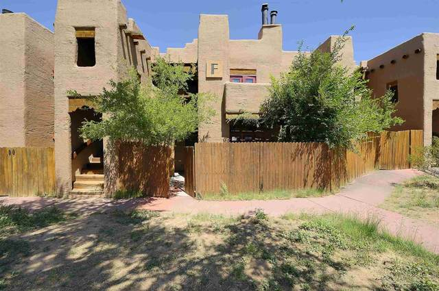 2600 W Zia Rd F3, Santa Fe, NM 87505 (MLS #202003107) :: The Desmond Hamilton Group