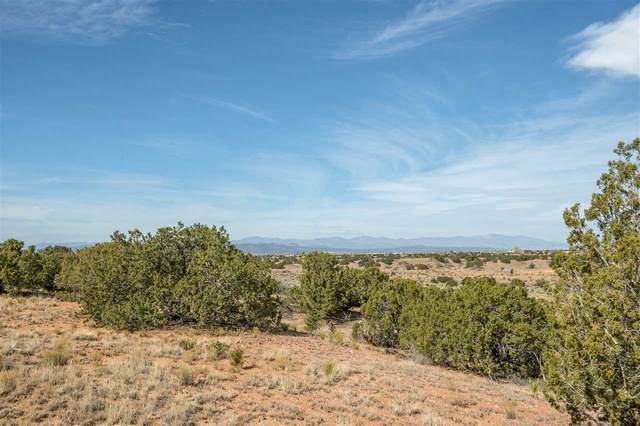 Lot C-2 & C-3 Old Galisteo Way, Santa Fe, NM 87508 (MLS #202003112) :: The Desmond Hamilton Group