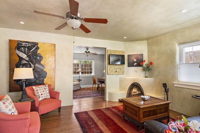 1129 Paseo De Peralta, Santa Fe, NM 87501 (MLS #202003122) :: The Very Best of Santa Fe