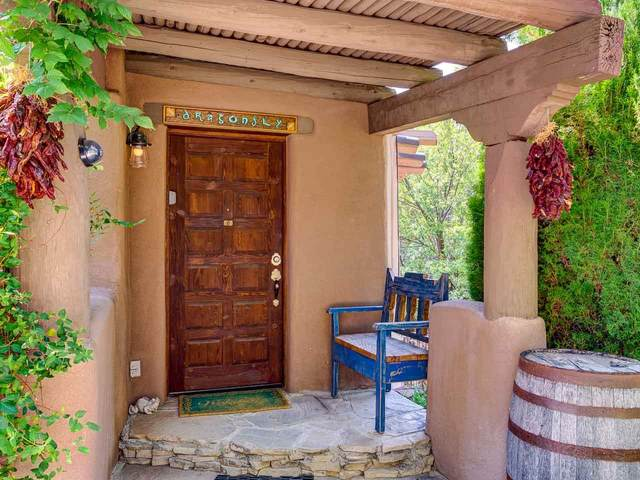 815 E Palace Ave #18, Santa Fe, NM 87501 (MLS #202003135) :: The Very Best of Santa Fe