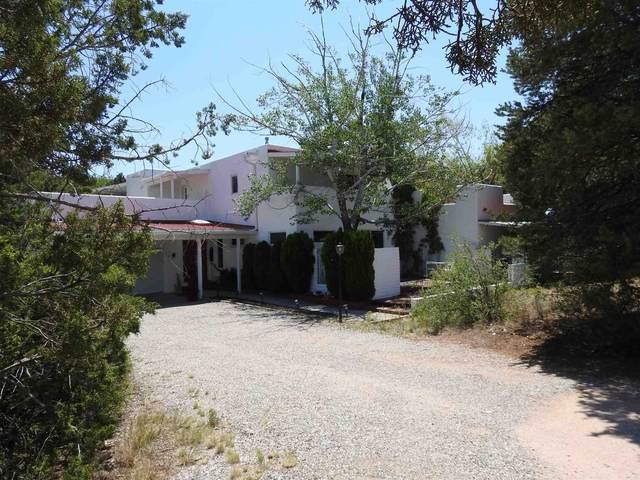 110 Piedra Loop, Los Alamos, NM 87547 (MLS #202003137) :: The Desmond Hamilton Group