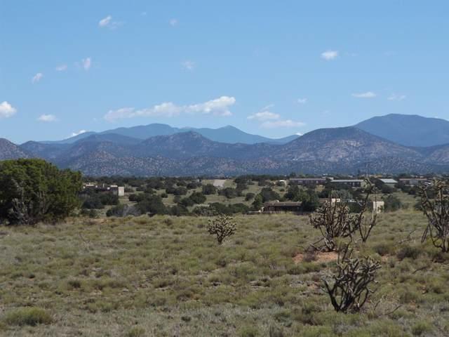23 Colinas Del Sol Lot 15, Lamy, NM 87540 (MLS #202003142) :: The Very Best of Santa Fe