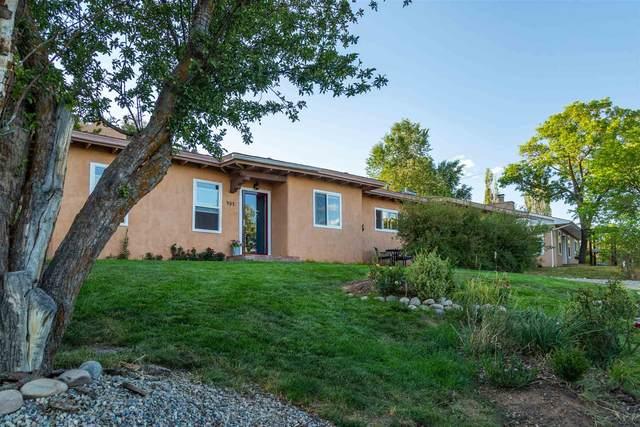 705 43RD ST, Los Alamos, NM 87544 (MLS #202003145) :: The Desmond Hamilton Group