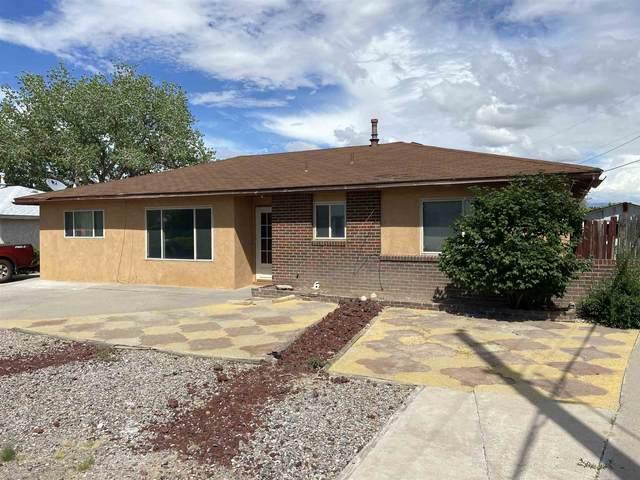 76 Joya Loop, Los Alamos, NM 87544 (MLS #202003150) :: The Desmond Hamilton Group