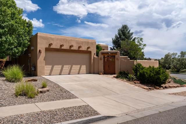 3121 Pueblo Sapawe, Santa Fe, NM 87507 (MLS #202003166) :: The Desmond Hamilton Group
