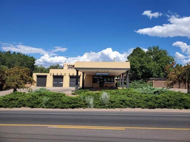 913 Old Pecos Trail, Santa Fe, NM 87505 (MLS #202003174) :: The Desmond Hamilton Group