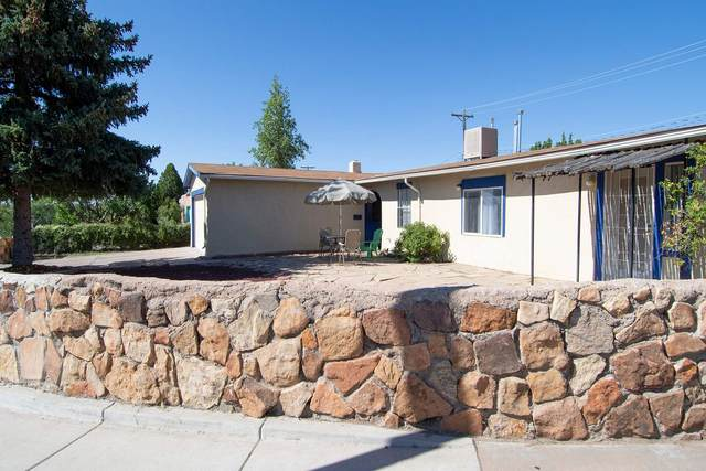 1120 Calle La Resolana, Santa Fe, NM 87507 (MLS #202003180) :: Berkshire Hathaway HomeServices Santa Fe Real Estate