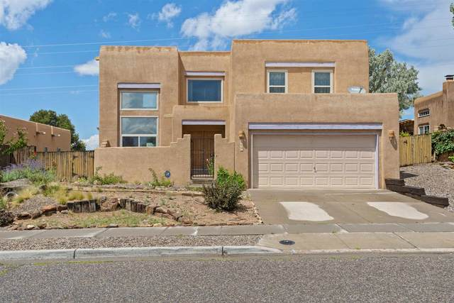 2857 Cliff Palace, Santa Fe, NM 87507 (MLS #202003195) :: Berkshire Hathaway HomeServices Santa Fe Real Estate