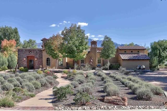 437 Avenida C De Baca, Bernalillo, NM 87004 (MLS #202003209) :: Summit Group Real Estate Professionals