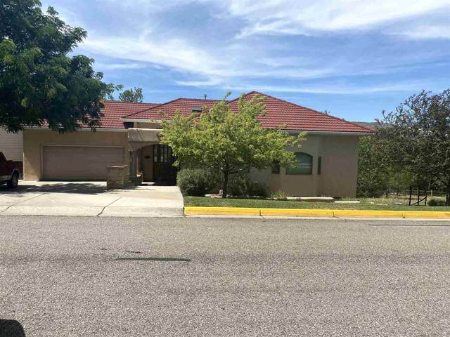 4288 Ridgeway, Los Alamos, NM 87544 (MLS #202003211) :: The Desmond Hamilton Group