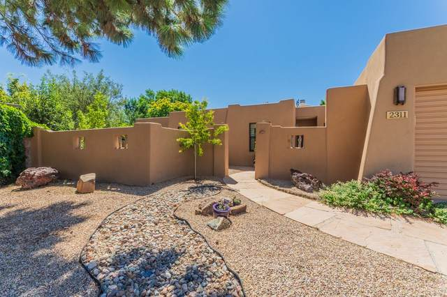 2311 Calle Pintura, Santa Fe, NM 87505 (MLS #202003223) :: The Very Best of Santa Fe