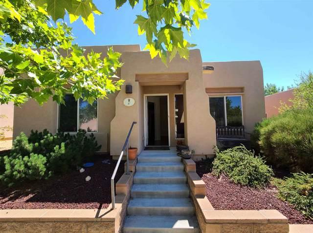 6 Eagle Peak, Santa Fe, NM 87508 (MLS #202003236) :: Summit Group Real Estate Professionals