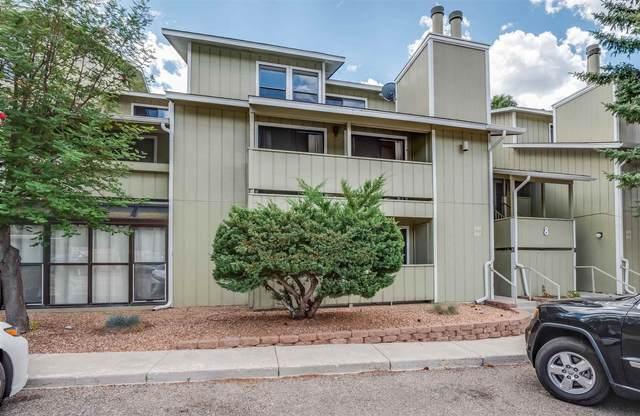 505 Oppenheimer Dr #806, Los Alamos, NM 87544 (MLS #202003276) :: Berkshire Hathaway HomeServices Santa Fe Real Estate