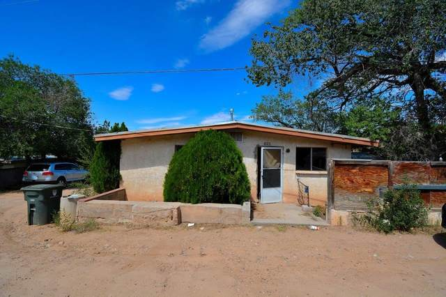 225 Ephriam, Santa Fe, NM 87501 (MLS #202003282) :: Berkshire Hathaway HomeServices Santa Fe Real Estate