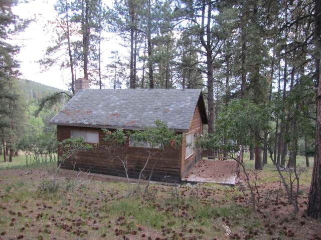 Lot 3 Grass Mountain (Cabin), Pecos, NM 87552 (MLS #202003285) :: The Very Best of Santa Fe