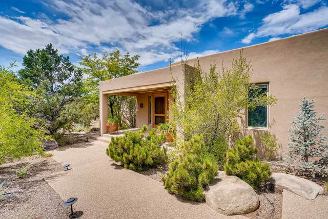 36 Green Meadows Loop, Santa Fe, NM 87108 (MLS #202003295) :: The Very Best of Santa Fe