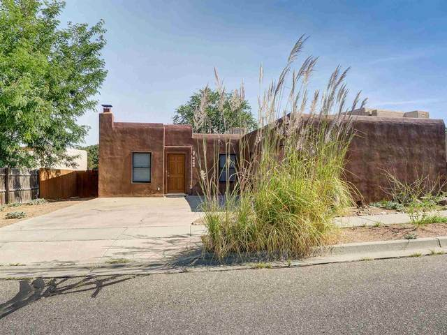2917 Pueblo Pintado, Santa Fe, NM 87507 (MLS #202003355) :: Berkshire Hathaway HomeServices Santa Fe Real Estate