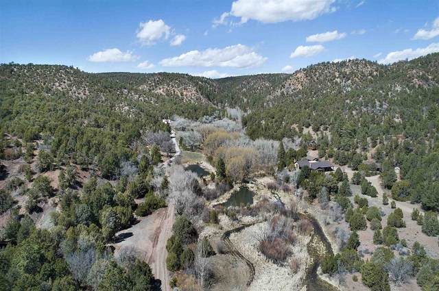 38 Johnsons Ranch Rd 366 Ac, Santa Fe, NM 87505 (MLS #202003370) :: The Very Best of Santa Fe