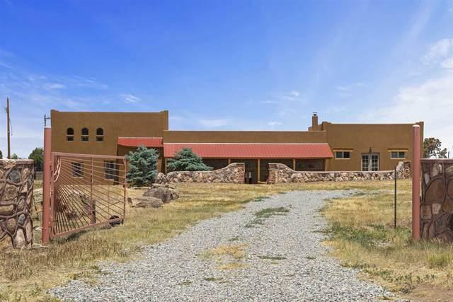82 County Road 77, Truchas, NM 87578 (MLS #202003390) :: Berkshire Hathaway HomeServices Santa Fe Real Estate