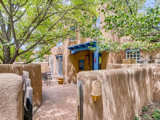 624 Galisteo Street #27, Santa Fe, NM 87505 (MLS #202003391) :: The Very Best of Santa Fe