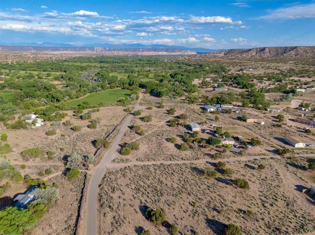 1617C Lot B-2 Arroyo De La Madera, Medanales, NM 87548 (MLS #202003420) :: Summit Group Real Estate Professionals