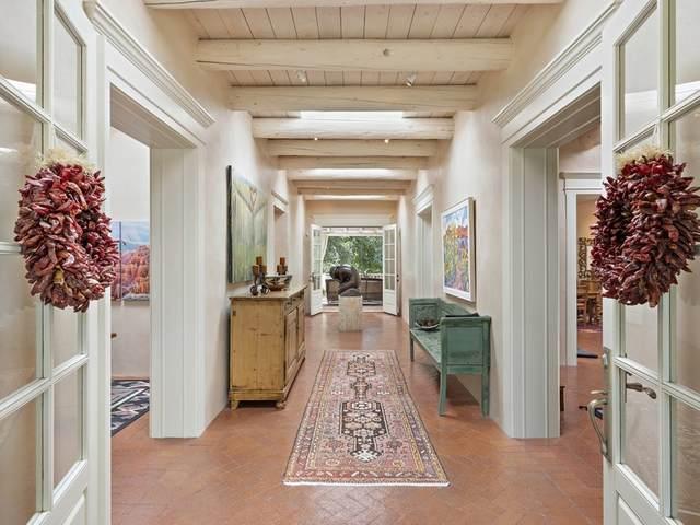 1482 Bishops Lodge Road, Santa Fe, NM 87506 (MLS #202003426) :: Summit Group Real Estate Professionals