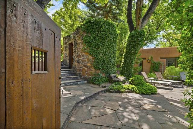815 E Palace Avenue, Units 5 And 1, Santa Fe, NM 87501 (MLS #202003428) :: Summit Group Real Estate Professionals